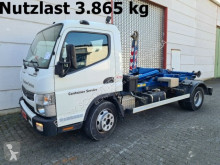 Camion Mitsubishi Canter Fuso 7C15 4x2 Fuso 7C15 City Abrollkipper polybenne occasion