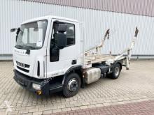 Vrachtwagen EuroCargo 80E22 4x2 EuroCargo 80E22 4x2, 6-Zylinder Motor, 2x AHK tweedehands portaalarmsysteem