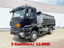 Kamión cisterna Mercedes Arocs 1836 A 4x4 1836 A 4x4, Esterer Tankwagen, Funk