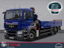 Kamion MAN TGS 26.320 6X2-2 BL PK 12001 EH plošina použitý