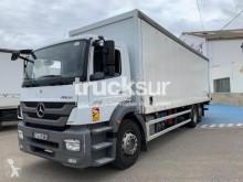 Camion Mercedes Axor 2533 cu prelata si obloane second-hand