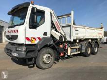 Kamión korba dvojstranne sklápateľná korba Renault Kerax 380 DXI