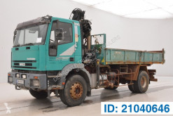 Iveco Eurotrakker 190E30 truck used tipper