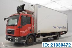 Teherautó MAN TGL 12.250 használt egyhőmérsékletes hűtőkocsi