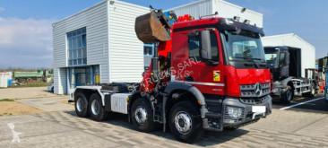 Kamión Mercedes Arocs 3243 KN hákový nosič kontajnerov ojazdený