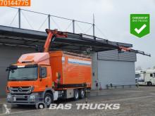 Lastbil skjutbara ridåer (flexibla skjutbara sidoväggar) Mercedes Actros 2544