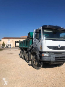 Renault Kerax 430 DXI truck used two-way side tipper