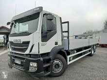 Iveco Stralis AD 260 S 31 truck used flatbed