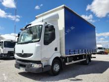 Camión tautliner (lonas correderas) Renault Midlum 220.12 DXI