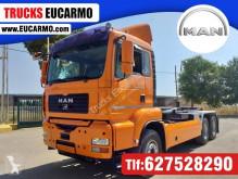 MAN TGA truck used hook arm system