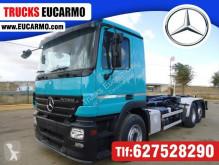 Teherautó Mercedes Actros 2546 használt billenőplató
