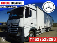 Camion Mercedes Actros 2545 obloane laterale suple culisante (plsc) second-hand