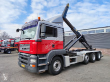 MAN TGA 39.440 truck used hook arm system