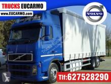Kamion MAN posuvné závěsy použitý