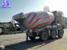 Semi remorque Renders Concrete Mixer béton toupie / Malaxeur occasion