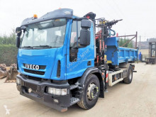 Iveco two-way side tipper truck Eurocargo 180 E 30