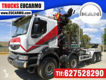 Renault truck used hook arm system