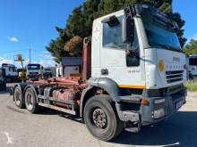 Iveco hook arm system truck Trakker AD 260 T 38
