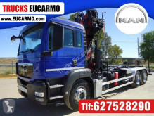 MAN TGS 26.440 truck used hook arm system