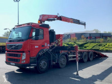 Volvo heavy equipment transport truck FM 370