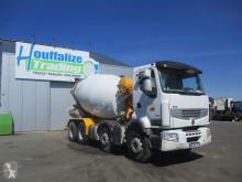 Camion béton toupie / Malaxeur Renault Premium 430
