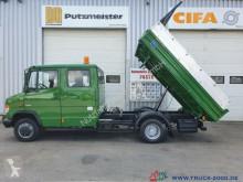 Camion ribaltabile trilaterale Mercedes Vario Vario 613 D 3 S. Meiller 1. Hand Orig. 93.760 KM