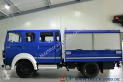 Iveco box truck 90-16 Turbo 4x4 Mannschaft-Gerätewagen Neuwertig