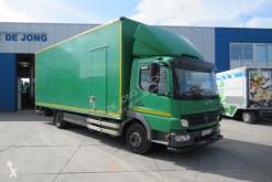 Camion fourgon Mercedes Atego 1018