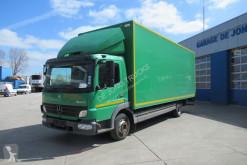 Camión Mercedes Atego 1018 furgón usado