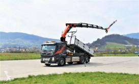Camion Volvo FM 400 Kipper 5,50m* PK29002E + JIBPJ060B + FUNK cassone usato
