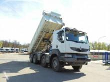 Lastbil dubbel vagn Renault Kerax Kerax 450dxi*2 seite -Meiller Kipper*Bordmatik*