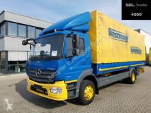 Camion Mercedes Atego Atego 1624 / Ladebordwand savoyarde occasion
