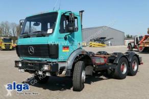 Camion châssis Mercedes 2435 K, 2635 K 6x4, Blattfederung, Nebenantrieb