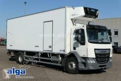 DAF LF 260 FA, Euro 6, Carrier Supra 1150,LBW 2,0to. LKW gebrauchter Kühlkoffer