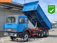 Camion ribaltabile trilaterale Iveco Magirus