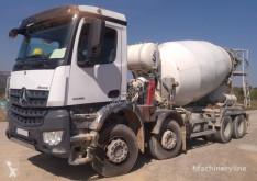 Camion béton toupie / Malaxeur Mercedes 3236 FUMECAR 10M3 AÑO 2015