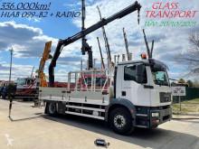 Camion MAN TGM 18.240 plateau occasion