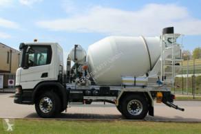Euromix EuromixMTP EM 4m³ L Fahrmischr Aufbau used concrete mixer truck