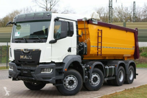 Camion benne MAN TGS TGS 41.430 8x4 NEUES MODEL TG3 TM 16m / EURO 6