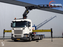 Camion Scania G 450 plateau occasion