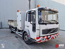 Camion plateau Volvo FL6