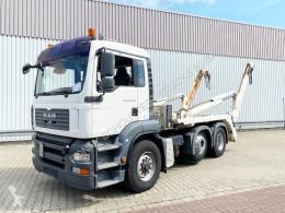 Camion multibenna MAN TGA 26.400 6x4H/4 BL 26.400 6x4H/4 BL, HydroDrive, Vorlauflenk-/Liftachse