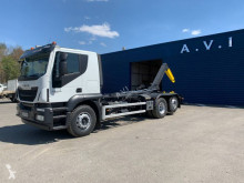 Camion Iveco Stralis 360 polybenne occasion