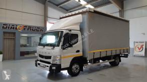Camión Fuso Canter lonas deslizantes (PLFD) usado