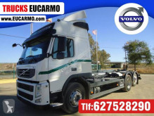 Volvo truck used hook lift