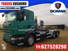 Грузовик Scania G 420 мультилифт б/у