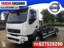 Teherautó Volvo használt billenőplató