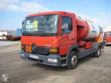 Lastbil tank råolja Mercedes Atego 1217