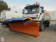 آلة لصيانة الطرق Renault Kerax 380 شاحنة ناثرة للملح-كاسحة ثلج مستعمل