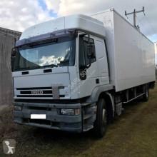 Camion Iveco Eurotech 190E24 furgone usato